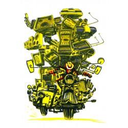 Mechanical Machine III