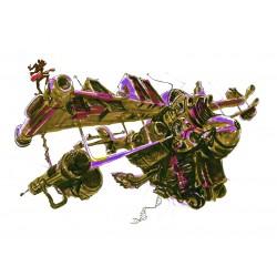 Mechanical Machine IV