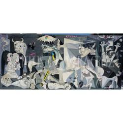Guernica-cover de un ídolo del pop.